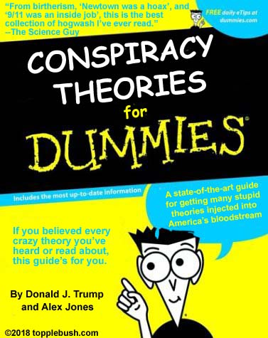 Conspiracy theories for Dummies