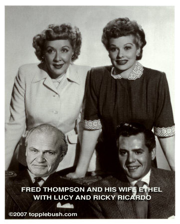 Fred and Ethel
