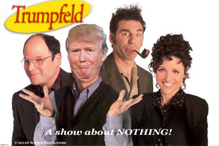 Trumpfeld - a show about nothing
