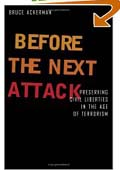 Before the next attack book