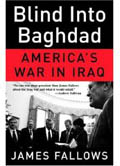 Blind into Baghdad book