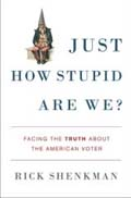 Just how stupid are we? book