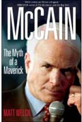 McCain Myth of a Maverick book