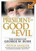 The President of Good & Evil book