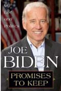 Promises to Keep book by Joe Biden