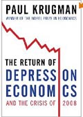The return of depression economics book